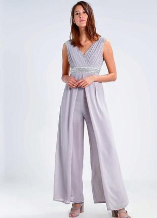 Эксклюзивный комбинезон с широкими брюками tfnc london