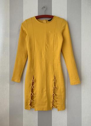 Платье revamped