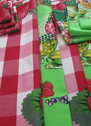 Красивые и практичные полотенца из хлопка для кухни, для дома 46х71