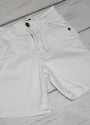 Крутые джинсовые шорты next