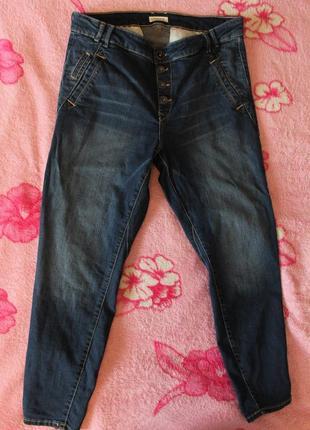 Джинсы бойфренды lindex maia blue tapered jeans2 фото