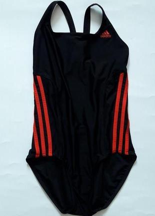 Купальник шикарний суцільний спортивний adidas