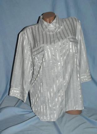 Рубашка, шведка, блуза женская
