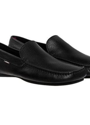 Мокасины туфли tommy hilfiger размер 42