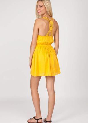 Летнее платье сарафан от kira plastinina xs
