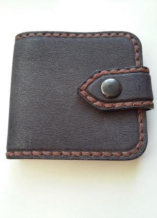 Классный кошелек из натуральной кожи