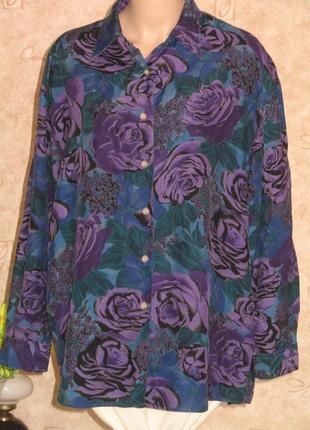 """Красивая  удлиненная блуза """"confetti"""""""