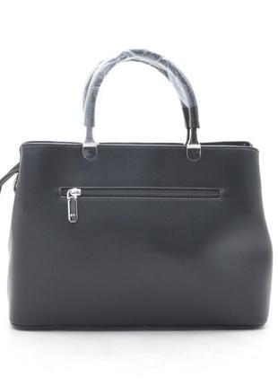 Новая черная женская сумка3 фото