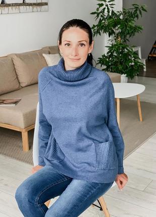 Стильный свитер oversize