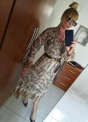 Шикарное платье италия  весна 20194 фото