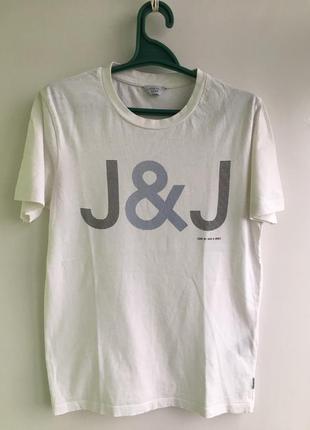 Футболка jack & jones размер s