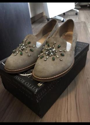 Туфли слиперы vitto rossi