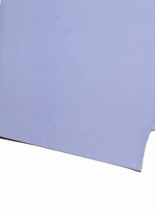Новая асимметричная лавандовая юбка new look5 фото