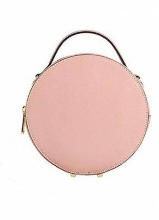 Женская кожаная сумка vera pelle s0673