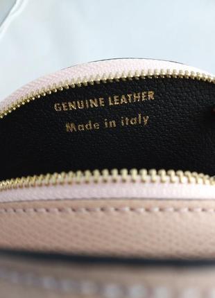 Женская кожаная сумка vera pelle s06733 фото