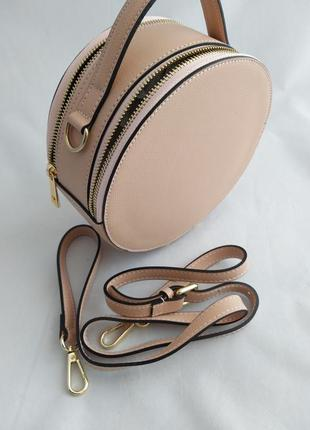 Женская кожаная сумка vera pelle s06734 фото