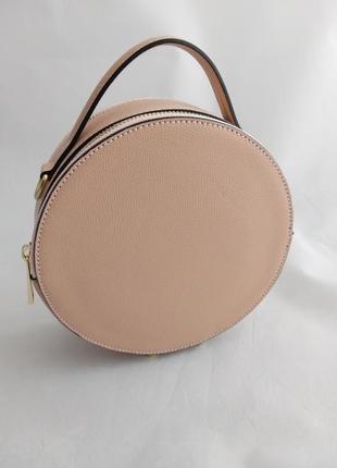 Женская кожаная сумка vera pelle s06736 фото
