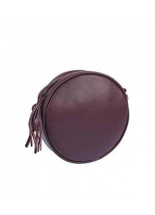Женская кожаная сумка vera pelle s0723