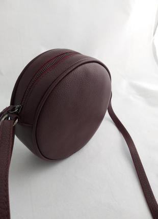 Женская кожаная сумка vera pelle s07233 фото