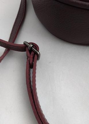 Женская кожаная сумка vera pelle s07238 фото
