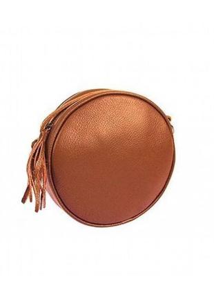 Женская кожаная сумка vera pelle s07231 фото