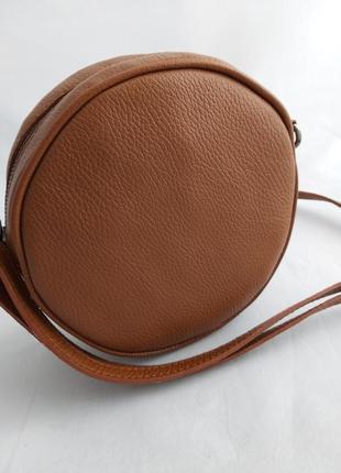 Женская кожаная сумка vera pelle s07234 фото