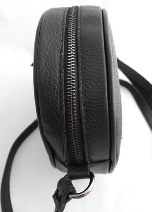 Женская кожаная сумка vera pelle s07232 фото