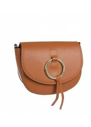 Женская кожаная сумка vera pelle s0720