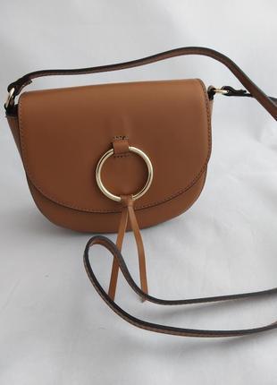 Женская кожаная сумка vera pelle s07203 фото