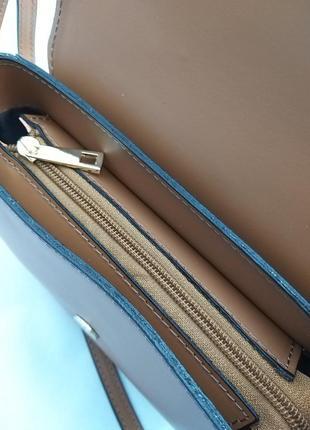 Женская кожаная сумка vera pelle s07202 фото