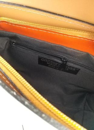 Женская кожаная сумка vera pelle s07205 фото