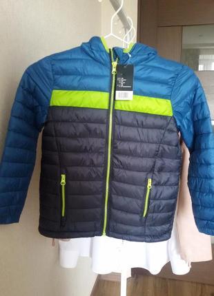 Куртка 122 см  crivit