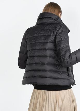 Ультра легкая куртка пуховик мango