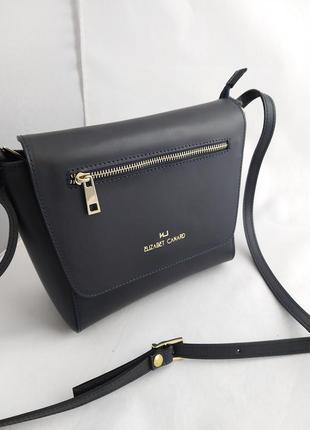 Женская кожаная сумка vera pelle ec-s05152 фото