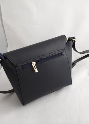 Женская кожаная сумка vera pelle ec-s05153 фото