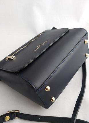 Женская кожаная сумка vera pelle ec-s05154 фото