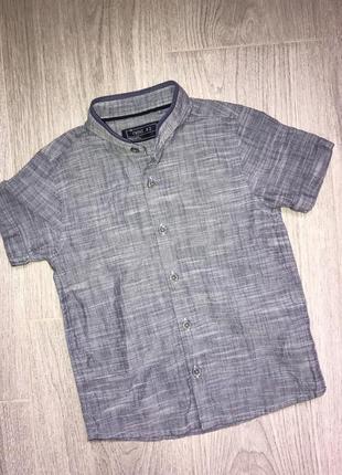 Рубашка next 2-3 года