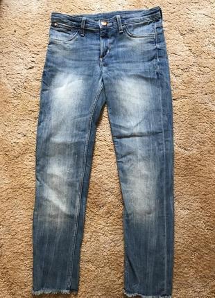 Vip! h&m denim джинсы xs,s