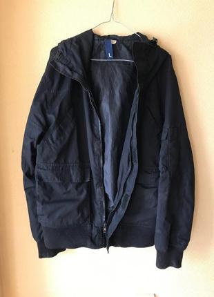 Куртка ветровка для прогулок, на рыбалку