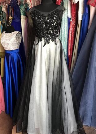 Супер вечернее/ выпускное платье