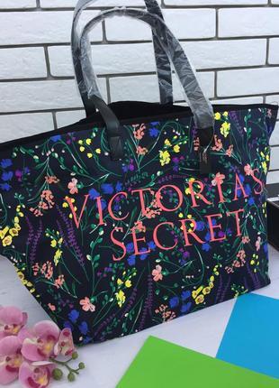 Сумка сумочка шоппер шопер виктория сикрет оригинал