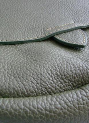 Женская кожаная сумка vera pelle s07282 фото