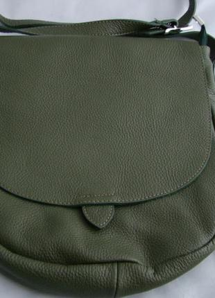 Женская кожаная сумка vera pelle s07283 фото