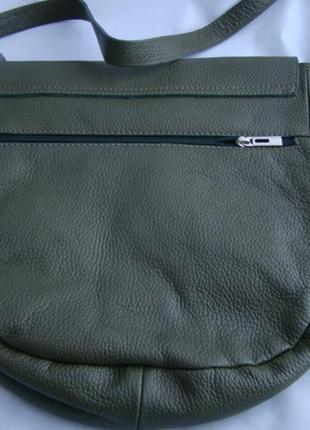 Женская кожаная сумка vera pelle s07284 фото