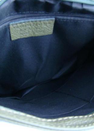 Женская кожаная сумка vera pelle s07285 фото