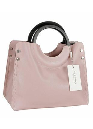 Женская сумка из экокожи david jones cm5135