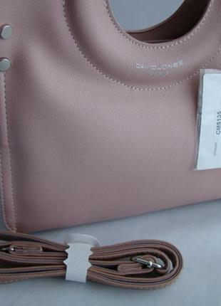 Женская сумка из экокожи david jones cm51354 фото