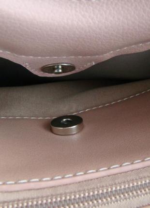 Женская сумка из экокожи david jones cm51353 фото