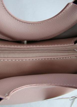 Женская сумка из экокожи david jones cm51355 фото