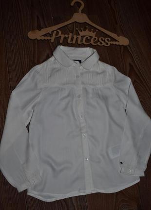 Рубашка моднице tommy hilfiger р110
